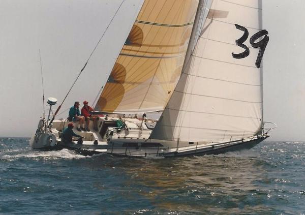 C&C 40 Centerboard Cruiser Owner Photo C&C 40