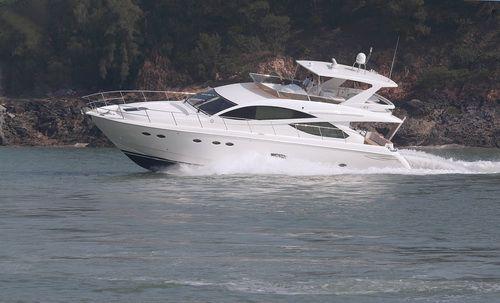 Hansheng Yachts Gallop 62.8