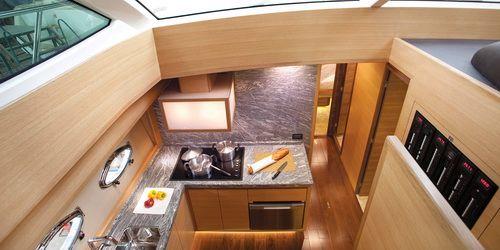 Hansheng Yachts Gallop 62.8 Galley
