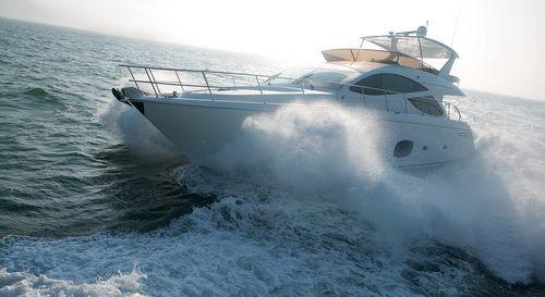 Hansheng Yachts Gallop 62.8 Side View
