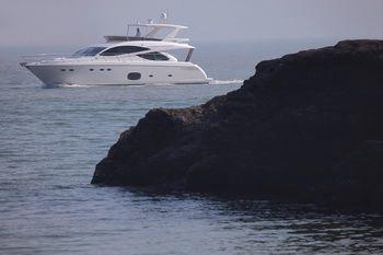 Hansheng Yachts Gallop 62.8 Moored