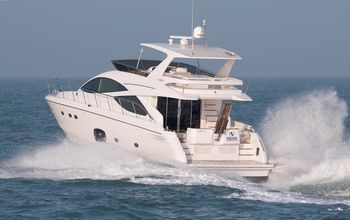 Hansheng Yachts Gallop 62.8 Stern