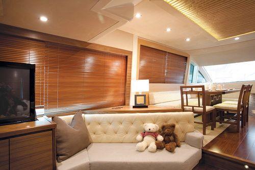 Hansheng Yachts Gallop 62.8 Interior