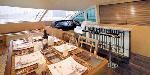 Hansheng Yachts Gallop 62.8 Dining