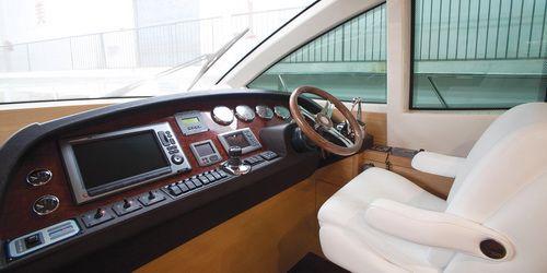 Hansheng Yachts Gallop 62.8 Helm