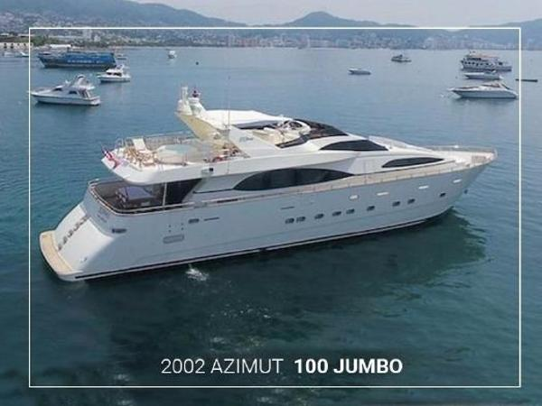 Azimut 100 Jumbo