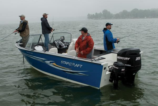 Starcraft Fishmaster 210 Manufacturer Provided Image