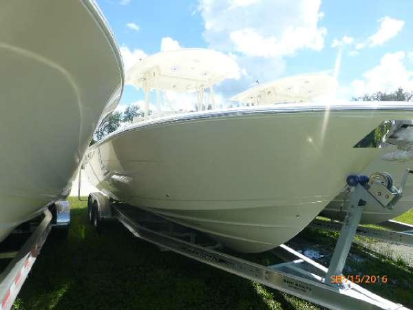Cobia Boats 277 CC