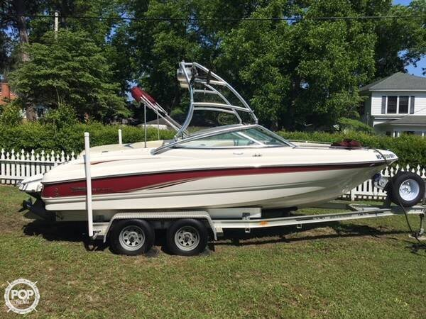 Chaparral 210 SS 2004 Chaparral 210SSi for sale in Wake Forest, NC