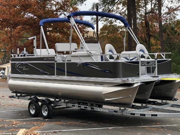 Angler Qwest 822 Catfish LT TT