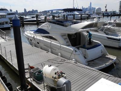Viking Princess 52 Sport Cruiser W 825 HRS