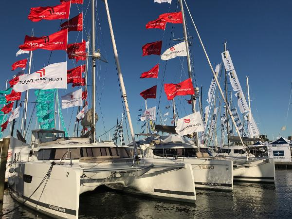 Fountaine Pajot Saona 47 DECEMBER 2019
