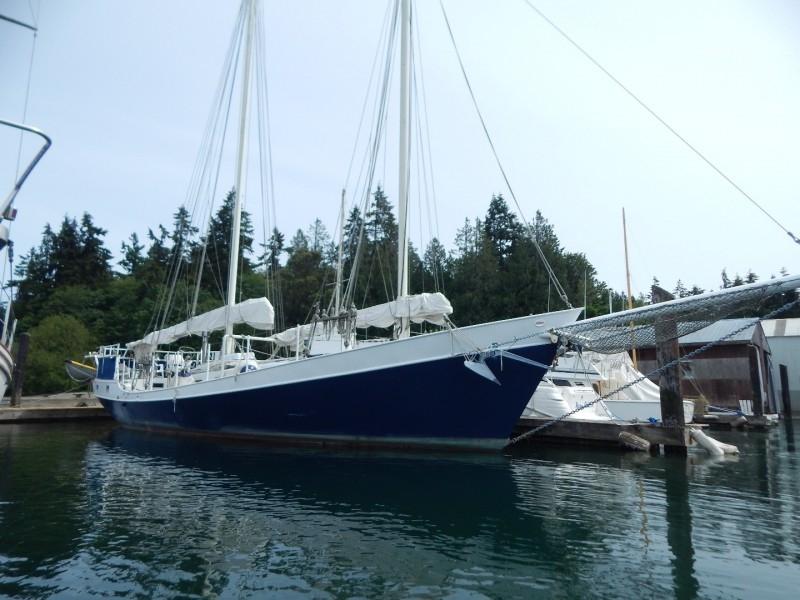 Colvin schooner
