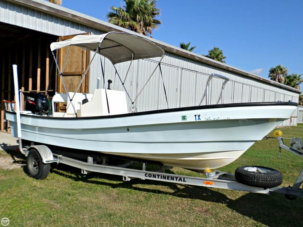 Panga Skiff 20 2010 Panga Skiff 20 for sale in Galveston, TX