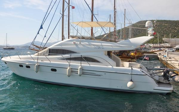 Princess 50 Flybridge 2000