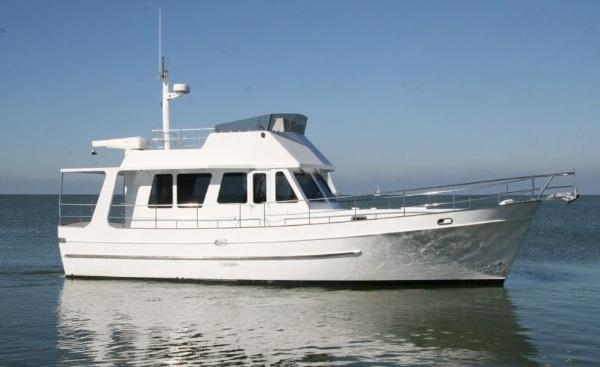 Grand Banks Marine Trader 40 Trawler Grand Banks 42 type Marine Trader 40 Trawler