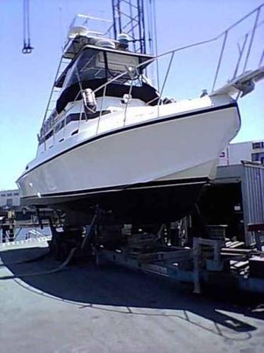 Delta Boat Company sport fisher