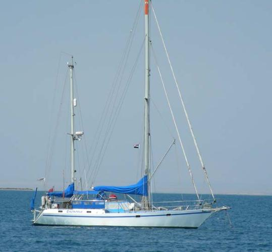 Custom 44' ANSO STEEL KETCH MAIN