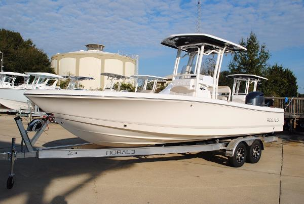 Robalo 246 Cayman Bay Boat 2017-Robalo-246-Cayman-Bay-Boat-for-sale