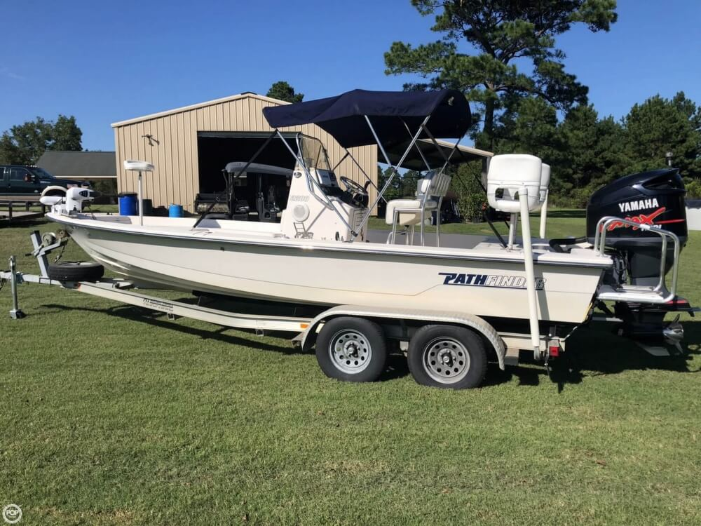 Pathfinder 2200V-PN 2006 Pathfinder 22 for sale in Dayton, TX