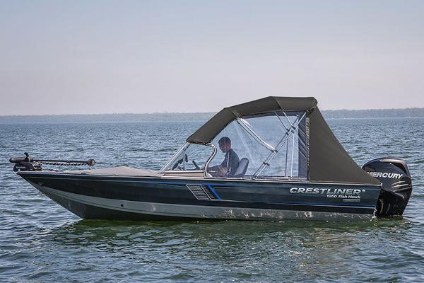 2018 Crestliner 1850 Fish Hawk Wt Quakertown Pennsylvania Boatsrhboats: Fuel Tank Location On 1850 Fishhawk At Elf-jo.com