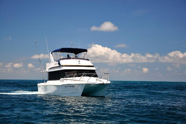 Powercat 3800 FLYBRIDGE