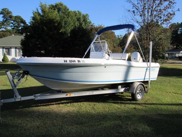 Angler Boats 183F / Yamaha F115TXR