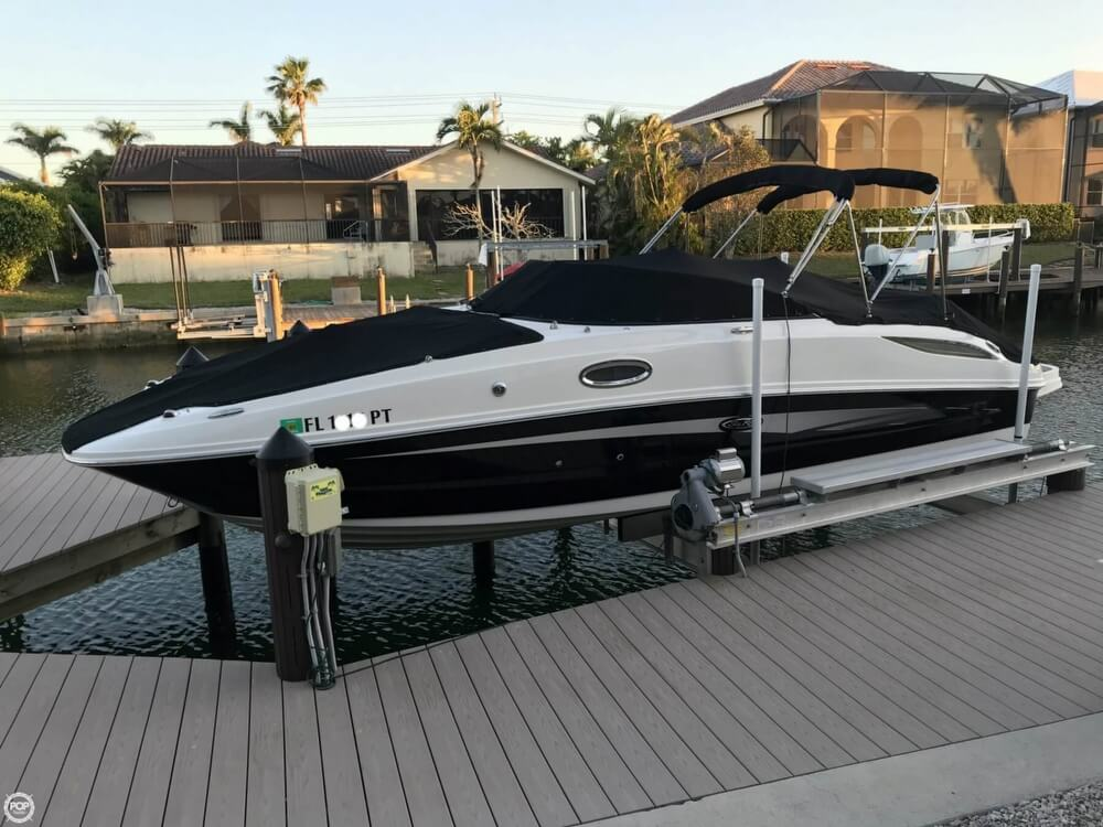 Sea Ray Sundeck 260 2014 Sea Ray Sundeck 260 for sale in Marco Island, FL