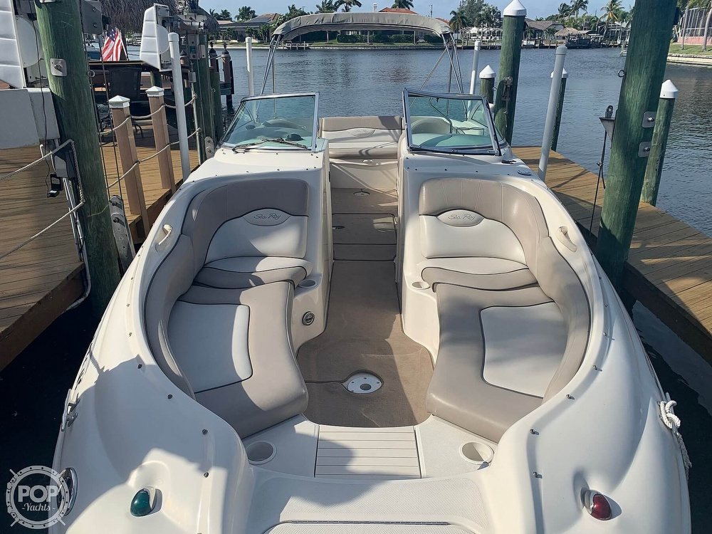 Sea Ray 240 Sundeck 2003 Sea Ray 240 Sundeck for sale in Cape Coral, FL