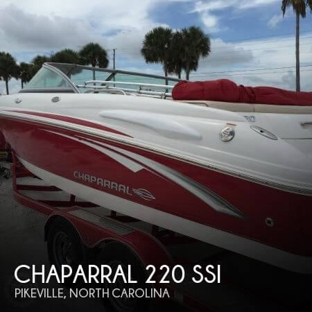 Chaparral 220 SSi 2007 Chaparral 220 SSi for sale in Pikeville, NC