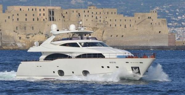 Ferretti Yachts 97 Custom