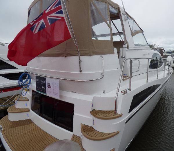 Broom 395 Classic  Broom 395 Classic - Tingdene Boat Sales