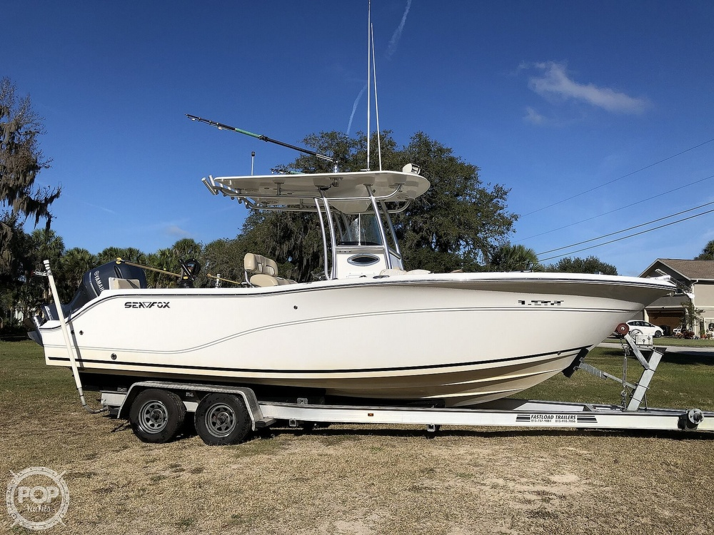 Sea Fox 256 Commander 2014 Sea Fox 256 Commander for sale in Crystal River, FL