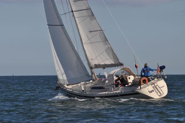 Beneteau First 35 Beneteau First 35 - Underway