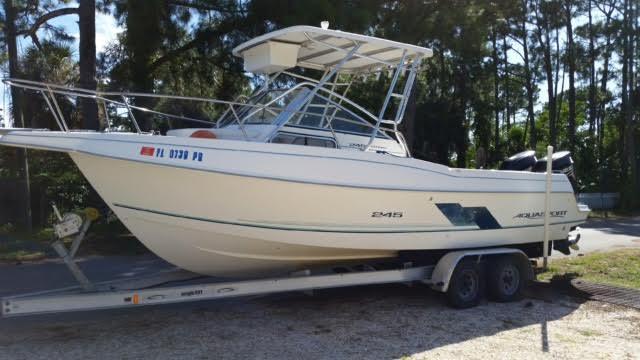 Aquasport 245 Explorer