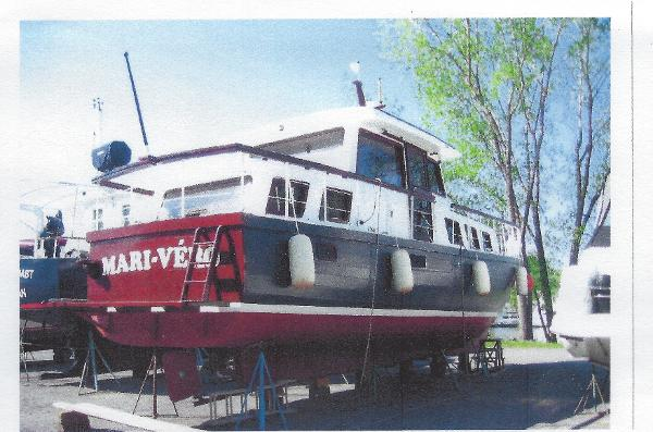 PH. Lavoie Trawler 45
