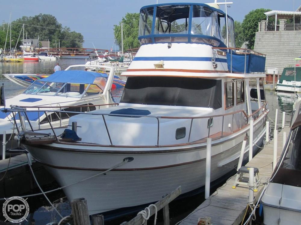 Oceania 38 1985 Oceania 38 for sale in Caseville, MI