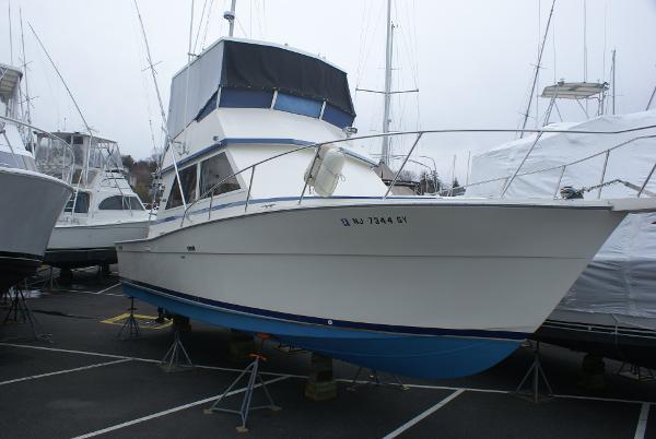 Viking Convertible 1987 Viking Convertible 35'