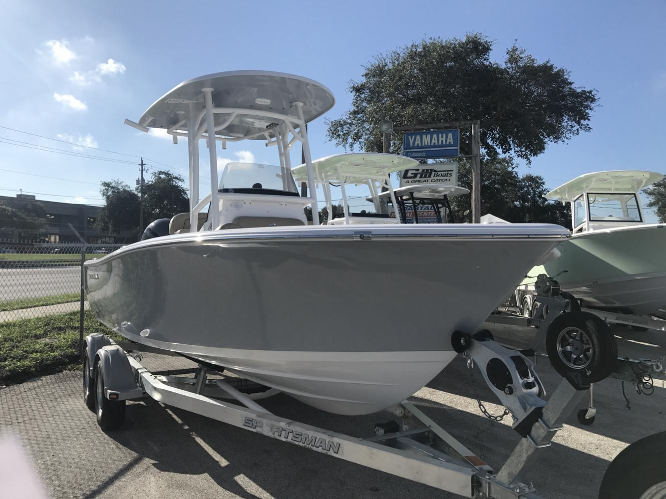 Sportsman Boats 212 Open