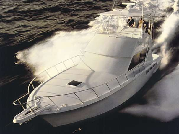 Hatteras 50 Convertible Manufacturer Provided Image