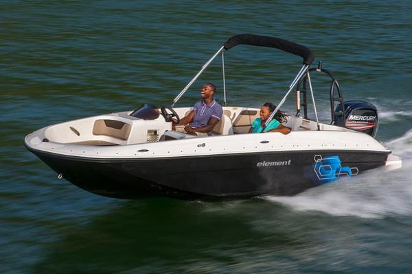 Bayliner Element E18 Manufacturer Provided Image