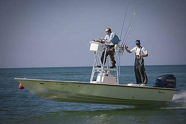 Maverick Boat Co. 21 Master Angler