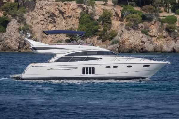 Princess 60 BoatShop Menorca - Princess 60 2012