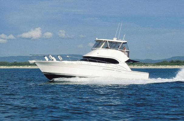 Riviera 47 Open Flybridge Series II Manufacturer Provided Image: 47 Series ll Flybridge