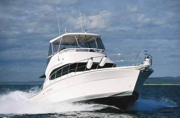 Riviera 47 Open Flybridge Series II Manufacturer Provided Image: Cruising