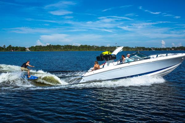 Chaparral 297 SSX Surf Manufacturer Provided Image