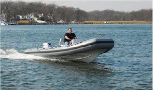 Lianya Rib boat HYP520A