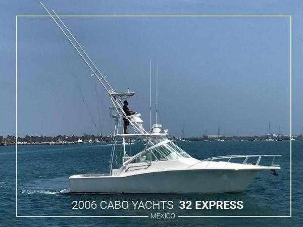 Cabo 32 Express