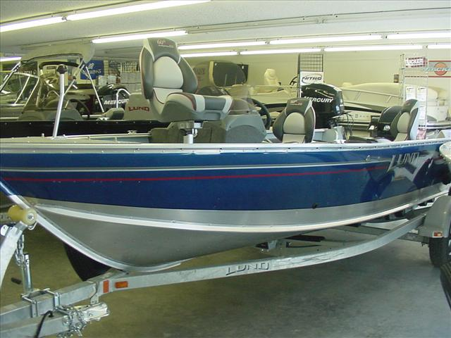 2008 Lund 1750 OUTFITTER OB, Oakland Maine - boats.com