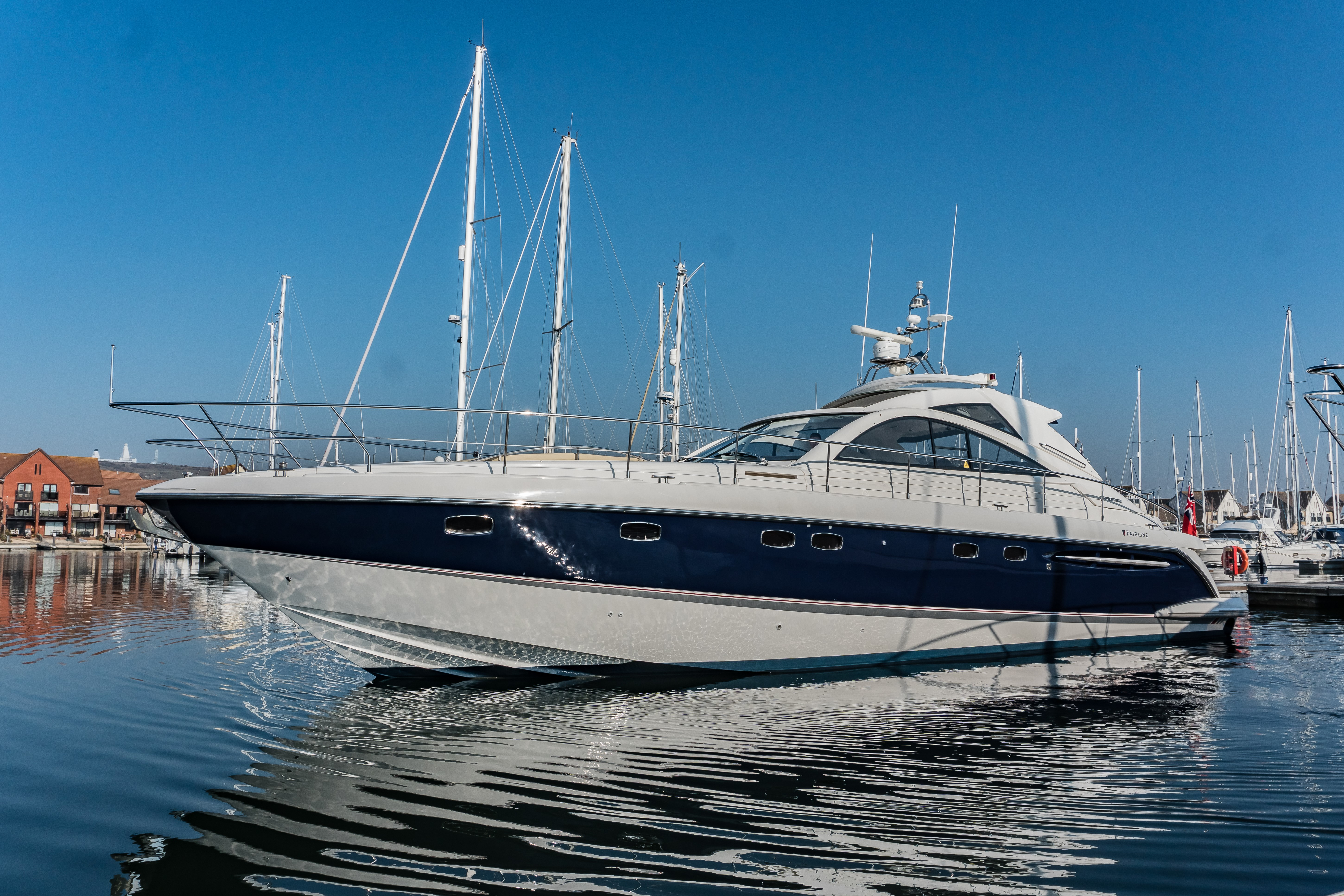 Fairline Targa 52 Fairline Targa 52 - For Sale